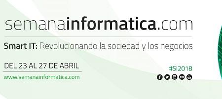 Image result for semana informatica 2018 valencia